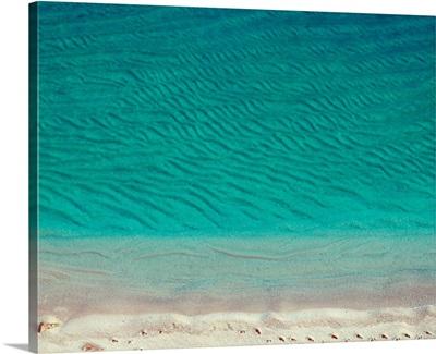 Italy, Calabria, The sea near Tropea town
