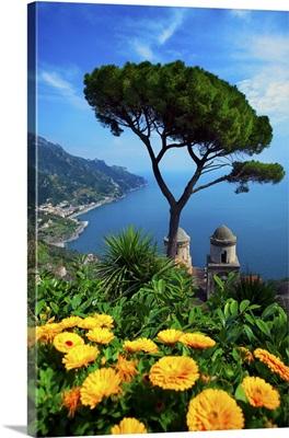 Italy, Campania, Amalfi Coast, Peninsula of Sorrento, Ravello