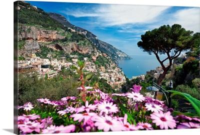 Italy, Campania, Amalfi Coast, Salerno district, Peninsula of Sorrento, Positano