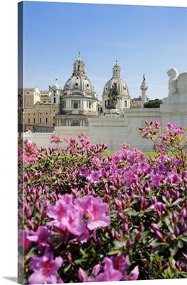 Italy, Latium, Mediterranean area, Rome, Piazza Venezia