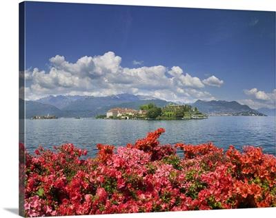 Italy, Piedmont, Lake Maggiore, Isola Bella