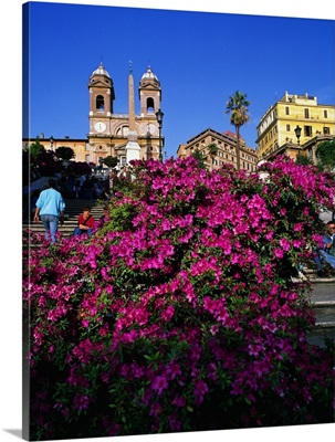Italy, Rome, Roma district