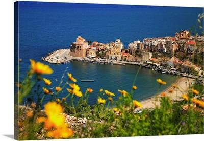 Italy, Sicily, Castellammare del Golfo