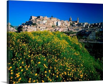 Italy, Sicily, Ibla village near Ragusa
