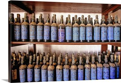 Italy, Sicily, Marsala town, Florio wine cellar