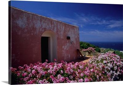 Italy, Sicily, Pantelleria Island, Dammuso