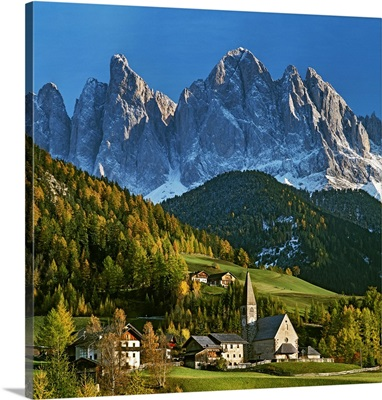 Italy, Trentino-Alto Adige, South Tyrol, Alps, Dolomites, Odle range