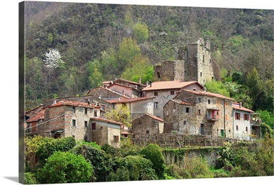 Italy, Tuscany, Codiponte