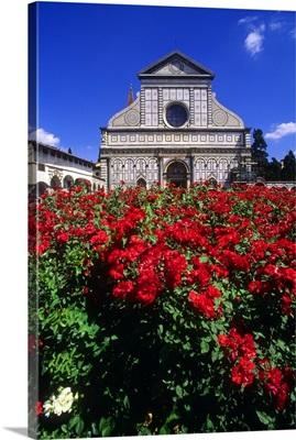 Italy, Tuscany, Florence, Church of Santa Maria Novella
