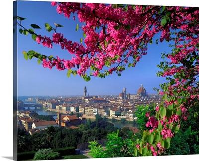 Italy, Tuscany, Florence, cityscape