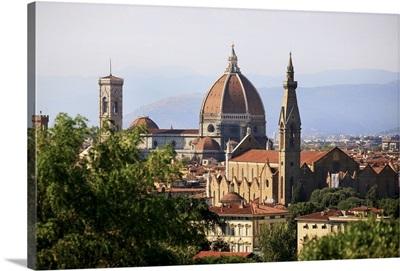Italy, Tuscany, Florence, Duomo Santa Maria del Fiore, Cathedral