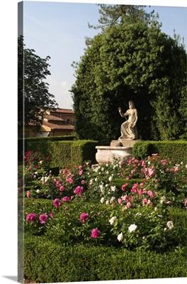 Italy, Tuscany, Florence, Giardino di Boboli, italian garden
