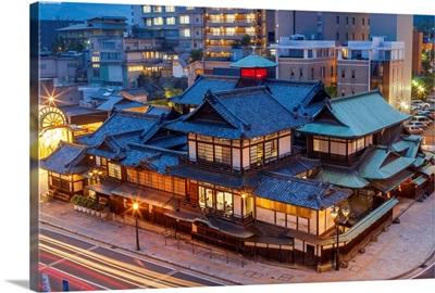 Japan, Dogo Onsen