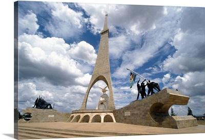 Kenya, Nairobi, Kenia Independence Monument