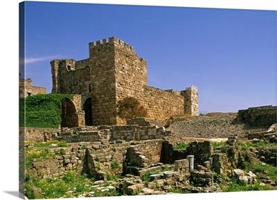 Lebanon, Mont-Liban, Jubayl, The castle