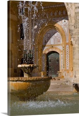 Lebanon, Mount Lebanon, Beiteddine, Beiteddine Palace