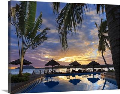 Madagascar, Antsiranana, Nosy Be, Corail Noir Hotel