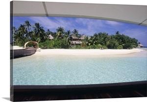 Maldives, Fesdu Island, Ari Atoll, W Retreat and SPA Wall Art, Canvas  Prints, Framed Prints, Wall Peels   Great Big Canvas