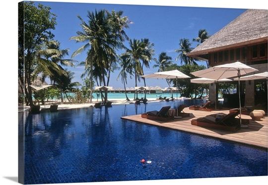 Maldives, Fesdu Island, Ari Atoll, W Retreat and SPA