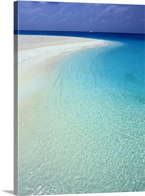 Maldives, South Male Atoll, beach