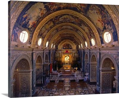 Malta, Valletta, St. John's Cathedral