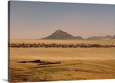 Mauritania, view of Fderik