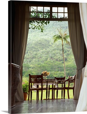 Mauritius, South Coast, Colonial house