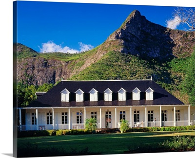 Mauritius, The Creole House Eureka at Moka, near Port Louis