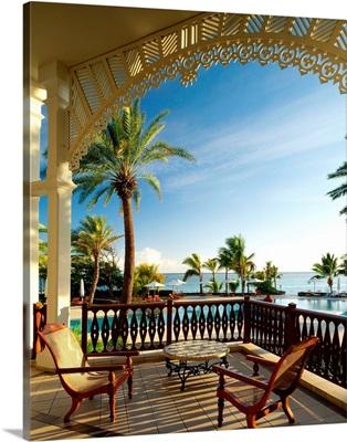 Mauritius, Trou d'Eau Douce, East Coast, Hotel Residence