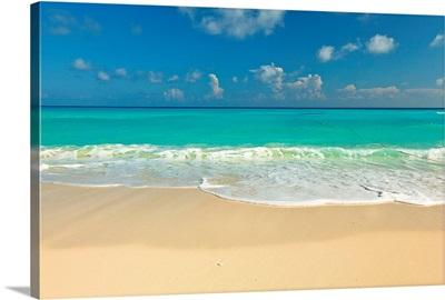 Mexico, Cancun, Ballenas beach