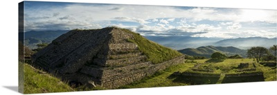 Mexico, Oaxaca, Monte Alban