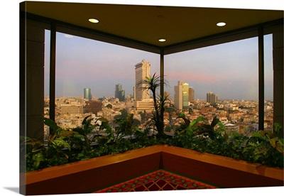 Middle East, Israel, Tel Aviv, Cityscape