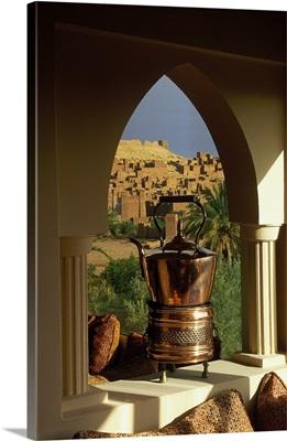 Morocco, Ait Benhaddou, Kasbah