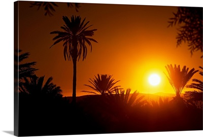 Morocco, dawn, Dawn