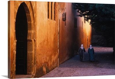 Morocco, Rabat, Medina