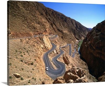 Morocco, Upper Dades Valley