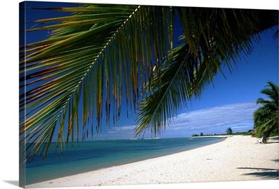 Mozambique, Benguerra Island, beach
