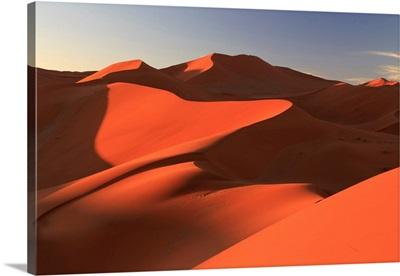 Namibia, Hardap, Namib Desert, Namib-Naukluft National Park, Sossusvlei Sand Dunes
