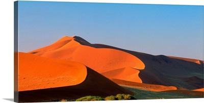 Namibia, Namib Desert, Namib Naukluft Park, Sossusvlei dunes