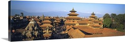 Nepal, Central, Kathmandu, Durbar Square