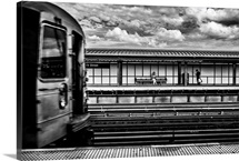 Nyc Subway Map Canvas Wall Art.Subway Wall Art Canvas Prints Subway Panoramic Photos Posters