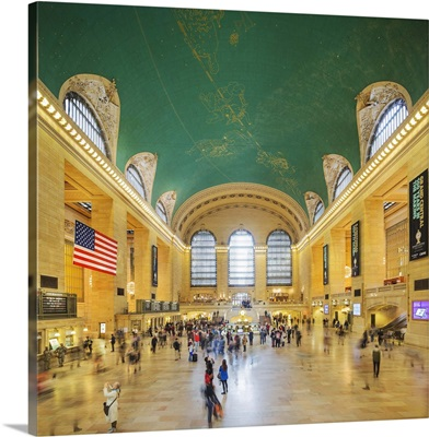New York City, Grand Central Station, Main Concourse