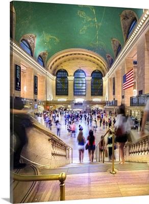 New York City, Manhattan, Grand Central Station