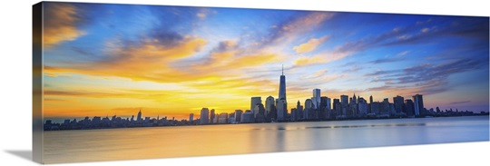 New York City, Manhattan, One World Trade Center, Freedom Tower ...