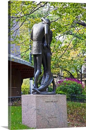 New York, New York City, Central Park, Shakespeare Garden, Delacorte ...