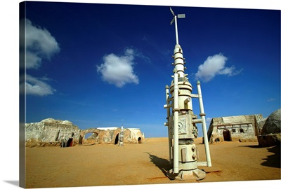 North Africa, Tunisia, Tozeur, Star Wars setting