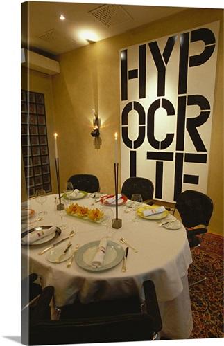 Norway, Oslo, Bagatelle restaurant Wall Art, Canvas Prints, Framed ...