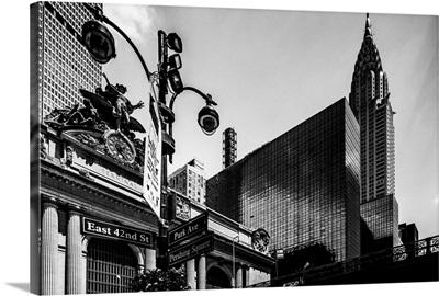 NYC, Manhattan, Grand Central Terminal