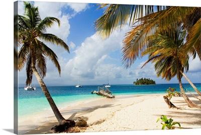 Panama, San Blas, Kuanidup Island