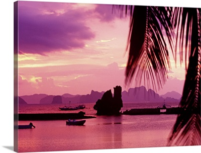 Philippines, Palawan, Lagen Island Resort